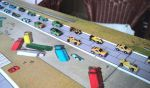 52 Formula D cars. Yellow by GREE-C-EM-JEE
