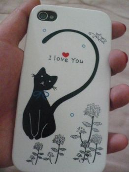 new iphone cover by LoveLiveLaugh123