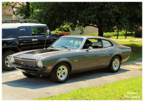 A Very Sharp Ford Maverick by TheMan268