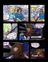 XME Gender Issue One Page Three by Gothicthundra