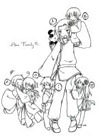 :APH: .Asia Family by LabJusticaholic