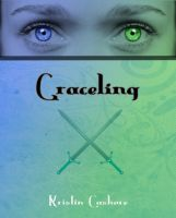 Graceling Cover by DeathByFeather