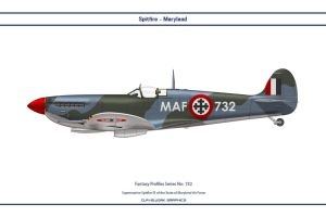 Fantasy 732 Spitfire Maryland by WS-Clave