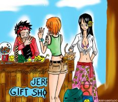 One Piece Gift Shop by JERRYABISTADO