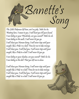 Banette's Song by Yufika