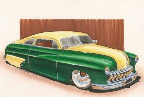 '49 Lead Sled by DominikScherrer