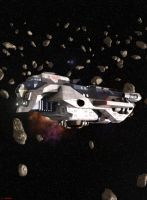 The Ceres Express by ILJackson