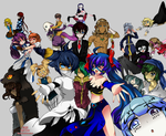 Original Character All-Stars 6 by Dys-Crux