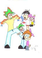 fairly odd babysitters by Hades-O-Bannon