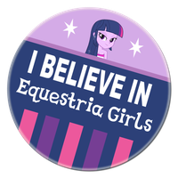 i believe in Equestria girls (Updated) by RainbowDashuk