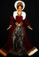 Queen Mary I of England by dakotassong