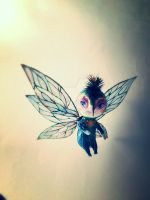 babytooth rise of the guardians Work in progress by VioletIcarus