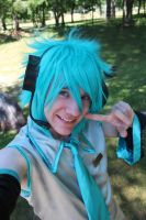 Mikuo Hatsune by Spaith