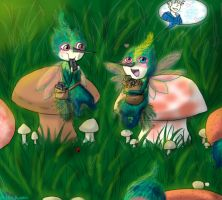 Tooth-Fairy Ring by HezuNeutral