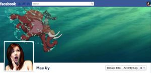 Facebook Timeline Cover - Terk and Tantor by blastedgoose