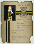 Willow's Student ID by RogueArcher18