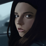 Casey Cooke (Anya Taylor-Joy) - Split by Jackal-Art