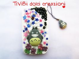 Cover Decoden Totoro by tivibi
