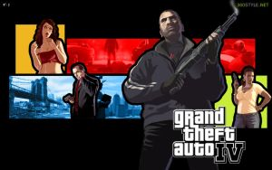 Grand Theft Auto IV Classic by F-1