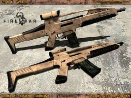 XM8 marron by Never142