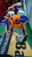 386 deoxys normal plush by xmorris33