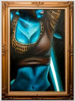 Aayla Secura by bhop73