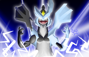 Black Kyureum by NeppyNeptune