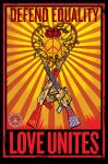 LOVE UNITES by Comolo