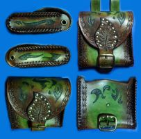 Com: Elven Belt Case by LucrataNexarii