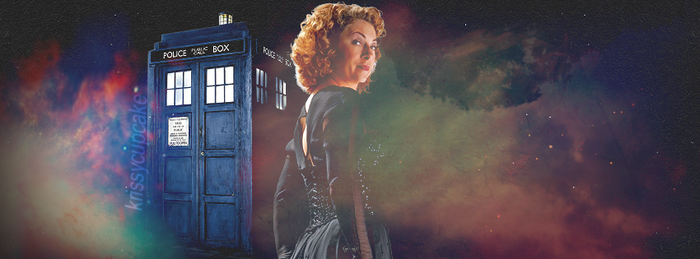 River Song Timeline Cover 03 by krissycupcake