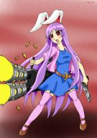 Reisen double machine-gun by CIRILIKO