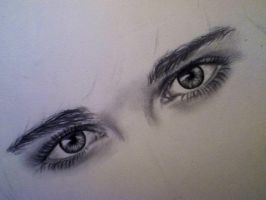 James Maslow's Eyes by Nicole2299