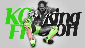 Kofi Kingston by findmyart