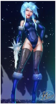 Killer Frost by 14-bis
