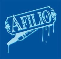 Afilio Band T-Shirt Final by energizerrabbitx