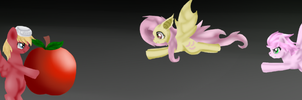 .:Request:. The Chase by Real-RainbowDash
