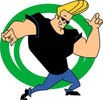 Johnny Bravo by Tooseyboy