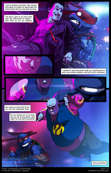 TMNT: Showdown - Page 25 by Ahrrr