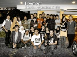 Devmeet Indonesia 17 Sept 11 by nooreva