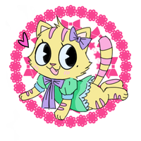 Lacey Kitty by crab-pinches