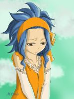 Fairy Tail: Levy McGarden by LaraMitan