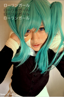 Vocaloid:Rolling Girl by Aoi-channnu