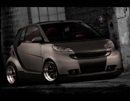 Hein: Smart fortwo by Kofelstofel