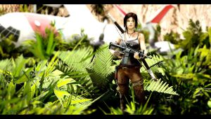 - Lost In Paradise | Tomb Raider by Rockeeterl