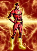 New 52: The Flash by grivitt