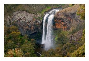Lower Ebor Falls revisited by Cameron-Jung