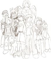 Group Picture by Cyphia