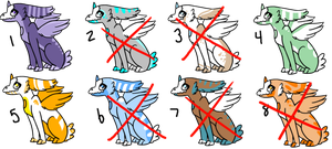 : Griffalow Adopts Batch : Open : Price Lowered : by Fluffuu