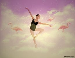 Dancing on the Clouds by Ant-artistik