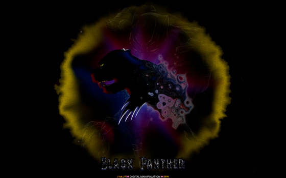 BLACK PANTHER by CSuk-1T